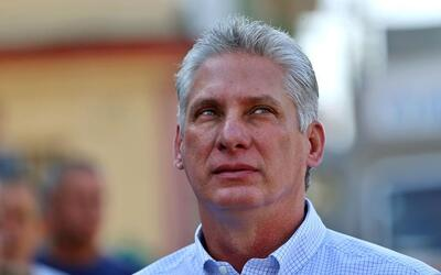 If the forecasts are met, Miguel Díaz Canel will become the first...