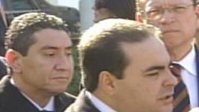 """Elías Antonio """"Tony"""" Saca, presidente de El Salvador"""