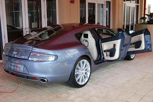 El auto combina un funcionamiento deportivo con la funcionalidad de un s...