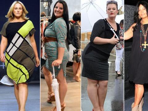 Lo de hoy son las mujeres con curvas reales y para aquellas que las tien...