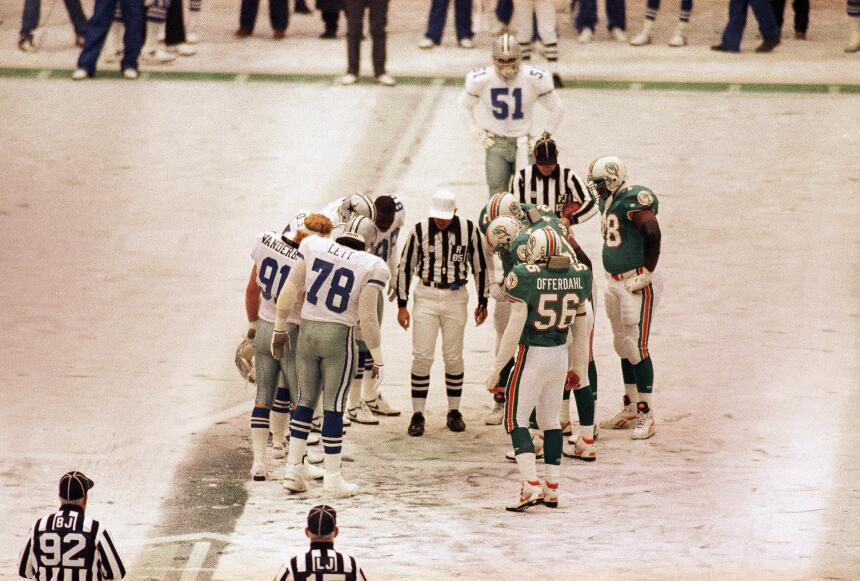 Momentos memorables NFL Thanksgiving