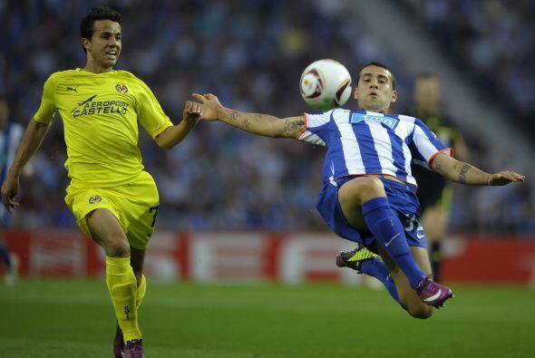 Se disputaron los duelos de Ida de las Semifinales de la Liga Europa. Vi...