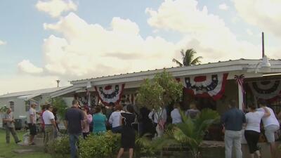 Familias que serán desalojadas de un parque de casas móviles en Hialeah recibirán 10,000 dólares cada una