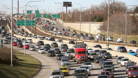 Millones de personas en Estados Unidos se trasladan en automóvil...