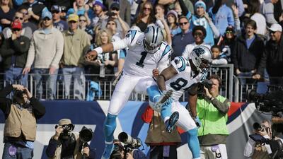 Panthers 27-10 Titans: Carolina continua paso ganador al derrotar a Tenn...