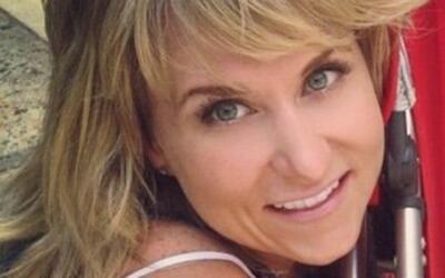 Katie Denise Oxley Thomas, de 40 años, murió a los dos d&i...