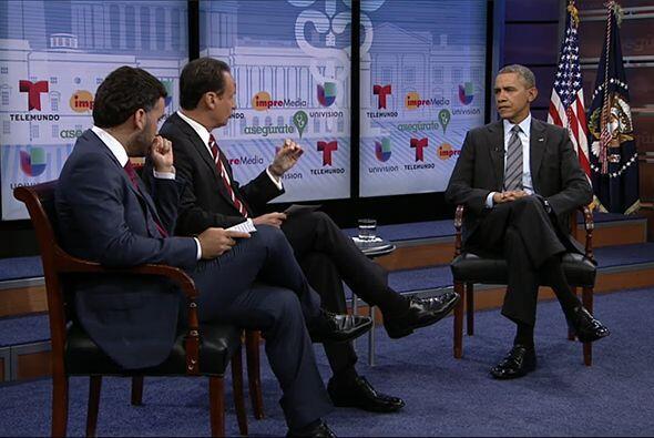 Obamaca aclaró que ninguna información proporcionada por inmigrantes ind...