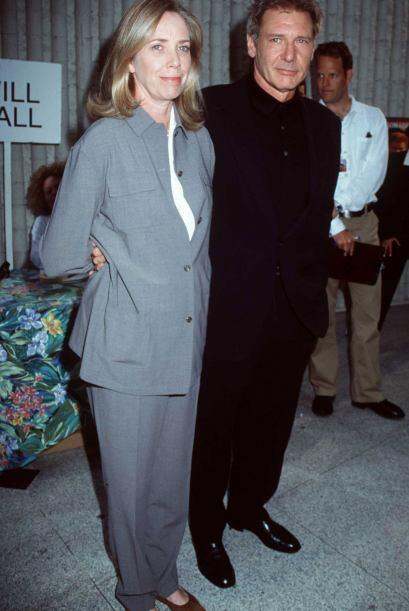 ¿Cuántos años de casados duró Harrison Ford con su ahora ex Melissa Math...