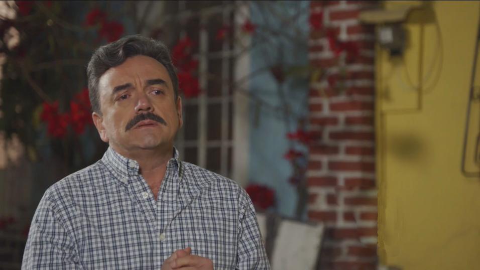 Pierre Angelo en 'Enamorándome de Ramón'