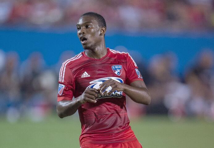 Fabián Castillo, FC Dallas