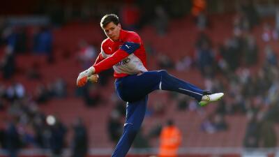El portero polaco ya no jugará más con Arsenal y pasa a la Serie A