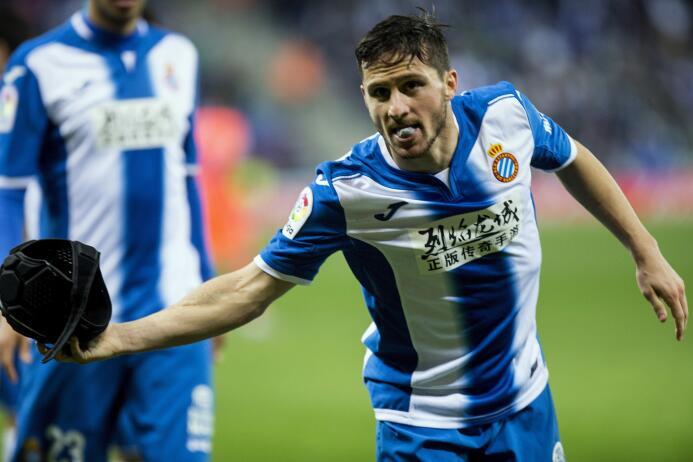 Las mejores imágenes del emocionante Espanyol 4-3 Las Palmas en La Liga...