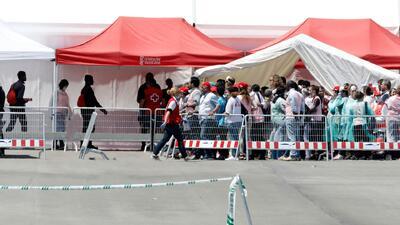 España recibe a los 630 inmigrantes del buque Aquarius tras varios días en el Mediterráneo
