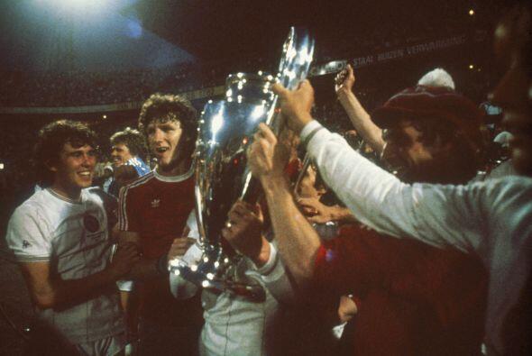 Por tercer año consecutivo, en 1982 el título era para un inglés. El Ast...