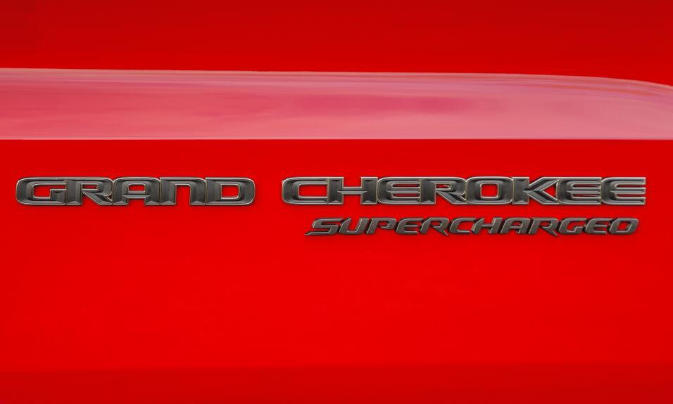 Prueba: Jeep Grand Cherokee Trackhawk 2018, la más atlética de las SUVs...