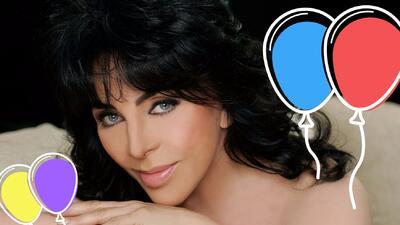 Verónica Castro celebra su cumpleaños número 65 con...