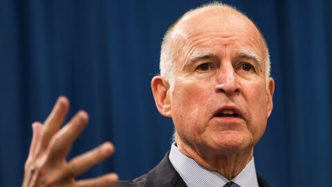 Jerry Brown presenta de nuevo el presupuesto para California