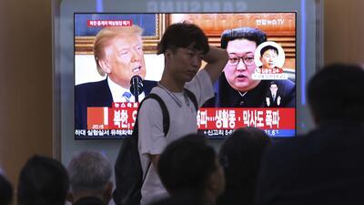 """Corea del Norte dice que puede hablar con EEUU """"en cualquier momento"""" tras cancelación de la cumbre por parte de Trump"""
