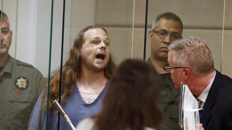Jeremy Joseph Christian ante la corte