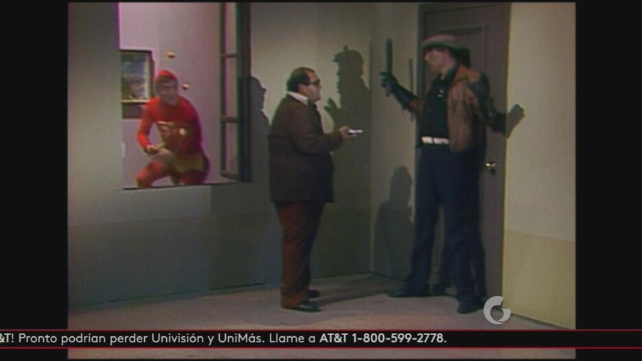 Mano negra villano Chapulín Colorado Galavisión
