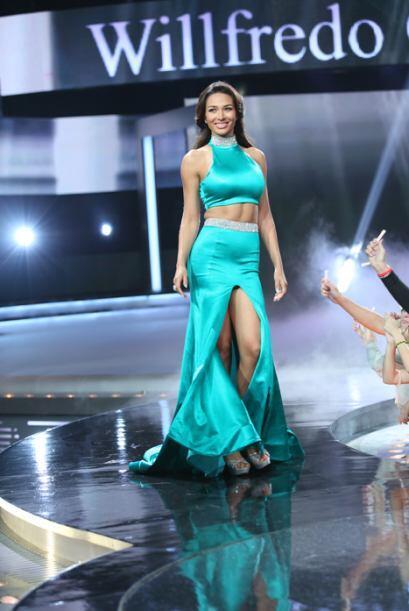 La cuarta gala de Nuestra Belleza Latina más que un show de belleza fue...
