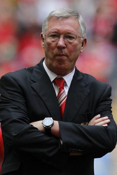Los hombres de Sir Alex Ferguson se ganaron el derecho a estar en este p...