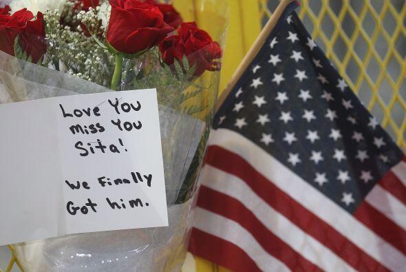 La muerte del líder de Al Qaeda, Osama Bin Laden despertó el dolor de lo...