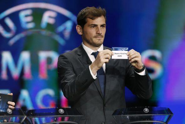 Y como parte de ese homenaje, las figuras del pasado del Real Madrid fue...