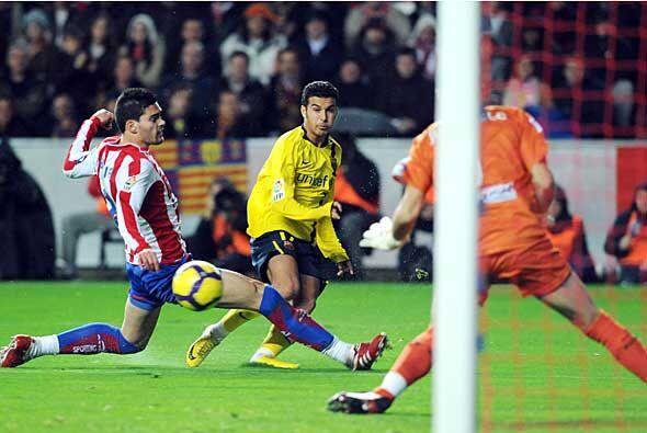 Aunque el Barcelona dominó, fue complicado traducir el esfurzo y refleja...