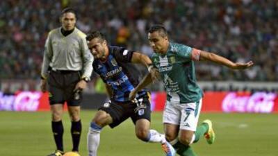 Querétaro y Ronaldinho reciben a un Bicampeón muy mal herido.