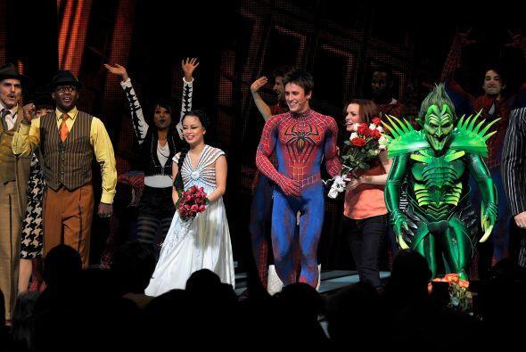 El musical quedó bajo la dirección del director Phillip William McKinley...
