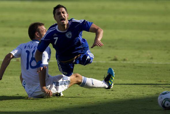 Pero no todo es buen juego y festejos en el fútbol, también nos encontra...