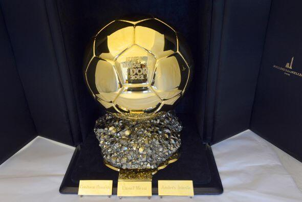 Juventus aparece en la lista con ocho galardones también, cortesía de un...