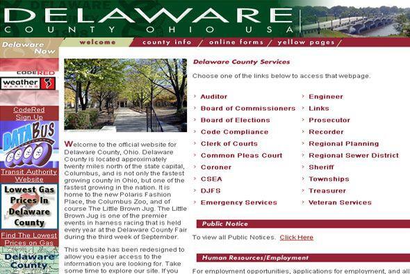 6. DELAWARE COUNTY, OHIO- Delaware es, de igual manera, otra regi&oacute...