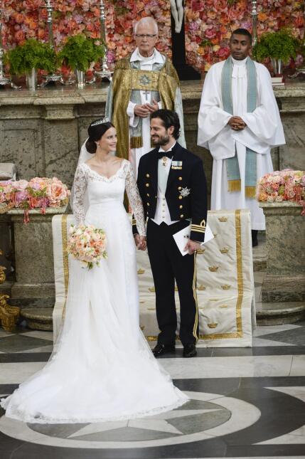 Boda príncipe Carlos