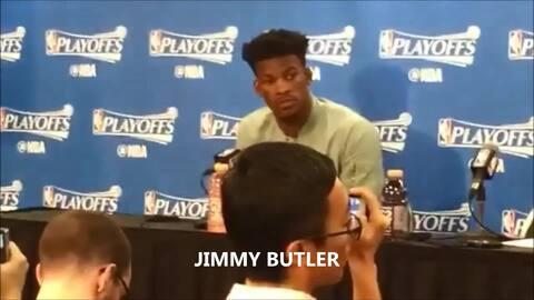 Jimmy Butler y Al Horford hablan del quinto juego de Bulls contra Celtics