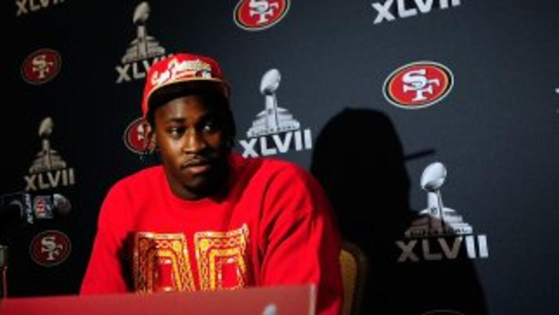 Aldon Smith, estelar defensivo de los San Francisco 49ers, fue uno de lo...