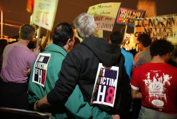Cinco son los estados que permiten las bodas gay: Connectitut, Iowa, Mas...