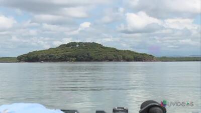 Isla Conejo, punto de disputa entre dos países centroamericanos