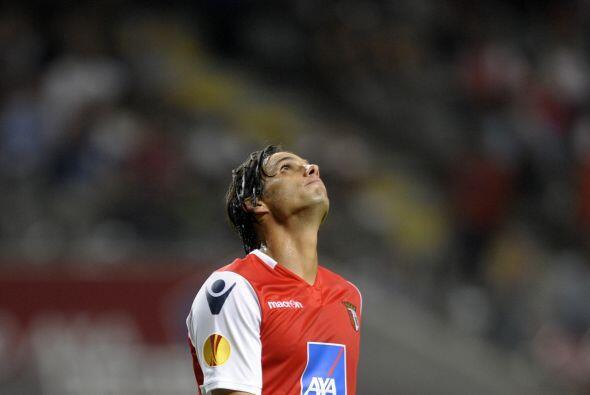 Los portugueses perdieron en su casa por 2-1.