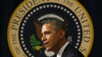 El mandatario estadounidense consideró que la actuación del presidente V...
