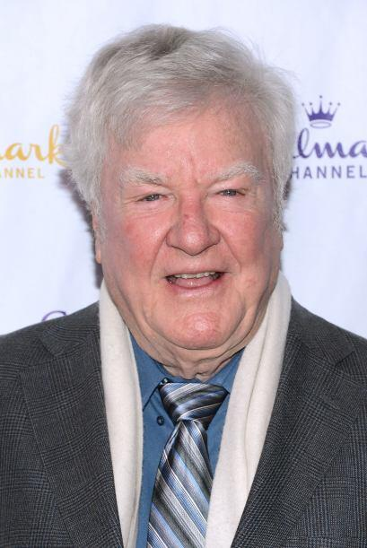 El actor James Best, conocido por su papel del Sheriff Rosco P. Coltrane...