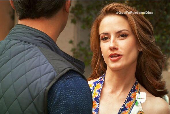 ¡Ahhh! Ya te contaron, Diana te dijo que Abigail anda juntito a Fausto.