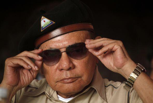 28 de abril. Tomás Borge Martínez, 81 años. Fundador del Frente Sandinis...