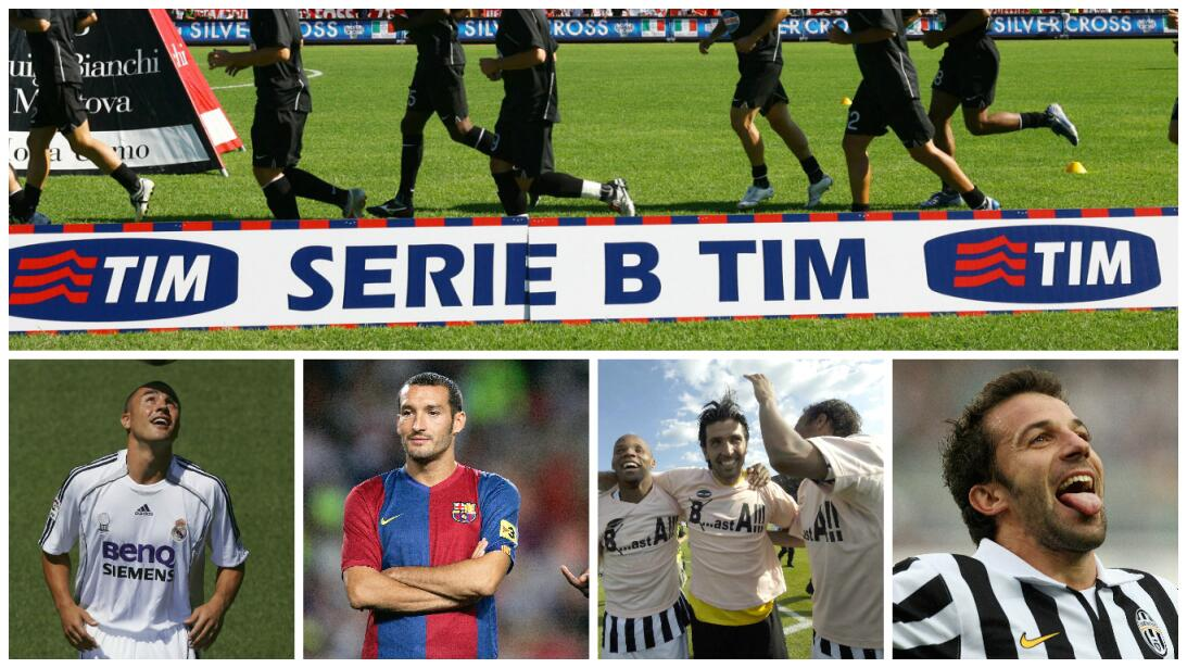 Para saber gozar primero hay que saber sufrir: Juventus en la Serie B sa...