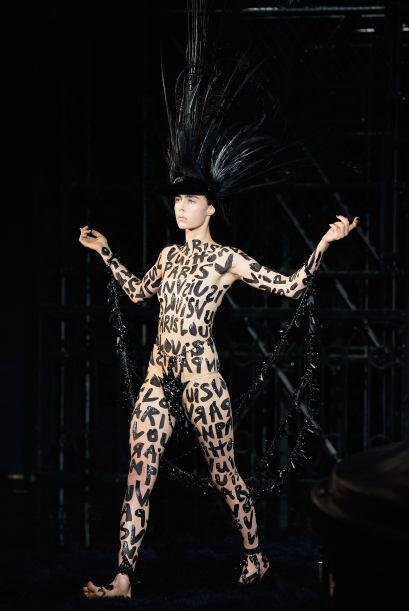 Esta es una de las creaciones de Louis Vuitton, pero hay que ser sincero...