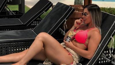 Entrenadora personal y campeona de culturismo: ella es la hermosa 'Diva Fitness' Nick Rezzadori