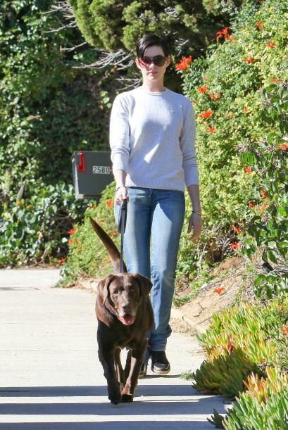 Salieron de su hogar en Beverly Hills para tomar un paseo. Mira aquí los...