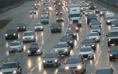De no mejorar el tránsito vehicular en EEUU, el costo que tendr&a...