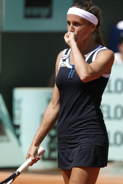 La mejor latina rankeada en la WTA es la argentina Gisela Dulko, quien e...